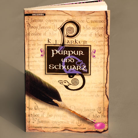 K. J. Parker - Purpur und Schwarz