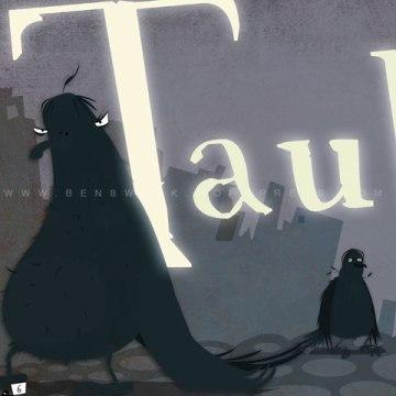 Illustration zu Felix - früher hießen Tauben anders.