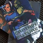 Edmond Hamilton - Captain Future (Erde in Gefahr)