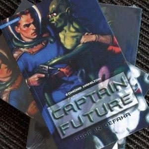 Edmond Hamilton - Captain Future (Erde in Gefahr)