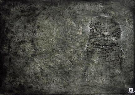 Jörmundgandr II (Die Midgardschlange hat gute Laune / Midgard serpent is in a good mood)