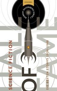 "Umschlaggestaltung für ""Science Fiction Hall of Fame!"