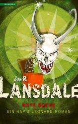 """Umschlaggestaltung für """"Joe R. Lansdale - Rote Rache"""""""