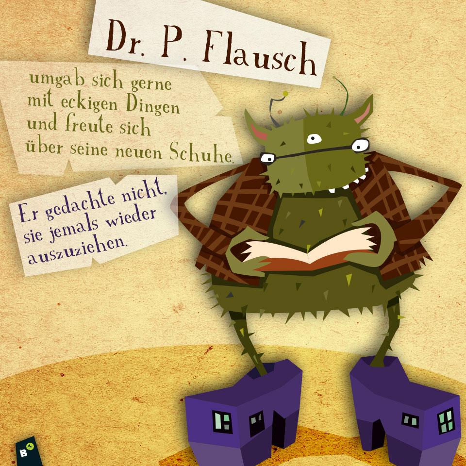 Dr. P. Flausch