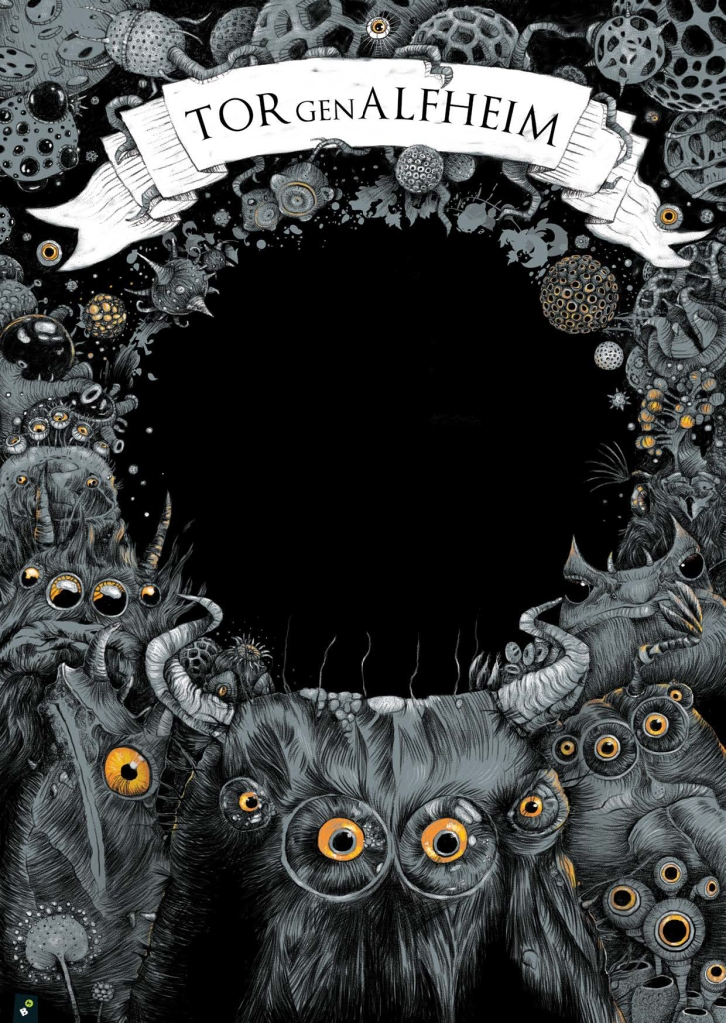 "Das Portal ""Tor gen Alfheim"""